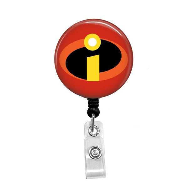 The Incredibles - Retractable Badge Holder - Badge Reel - Lanyards - Stethoscope Tag