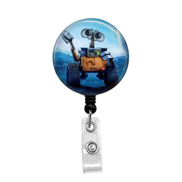 Wall E - Retractable Badge Holder - Badge Reel - Lanyards - Stethoscope Tag