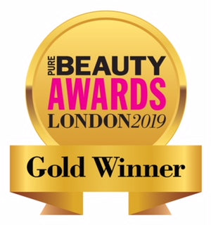 JustBe Kind at Pure Beauty Awards 🥇🥉