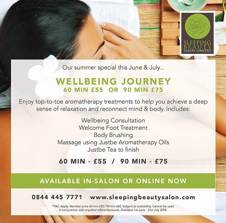 Wellbeing Journey at Sleeping Beauty