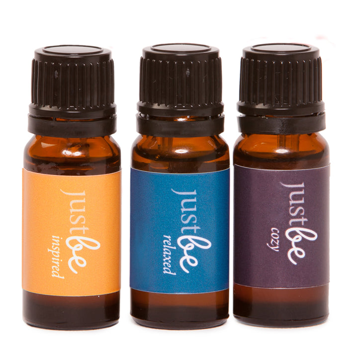 Trio of Burning Oil 10ml x 3-JustBe Botanicals-JustBe Botanicals