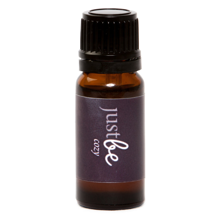 Cozy Burning Oil 10ml-JustBe Botanicals-JustBe Botanicals