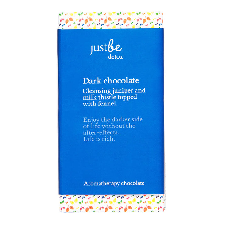 Detox Aromatherapy 70% Dark Chocolate