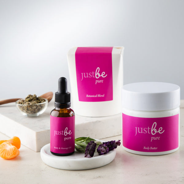 Mums to Be JustBe Pure-JustBe Botanicals-JustBe Botanicals