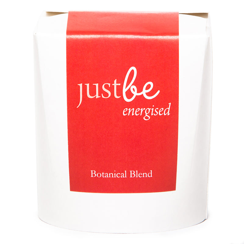 Energised Herbal Tea-JustBe Botanicals-JustBe Botanicals