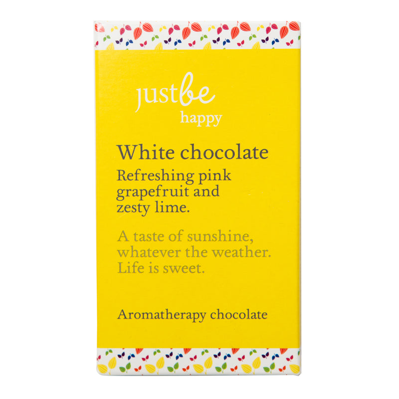 Happy Aromatherapy White Chocolate