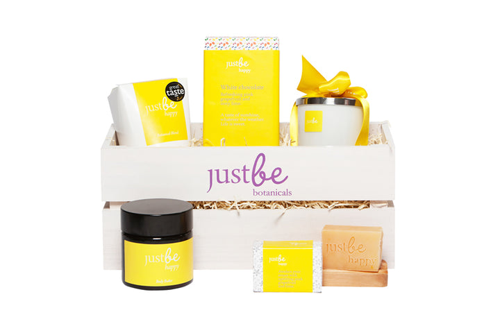 JustBe Happy Pamper Hamper