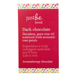 Loved Aromatherapy 70% Dark Chocolate-JustBe Botanicals-JustBe Botanicals