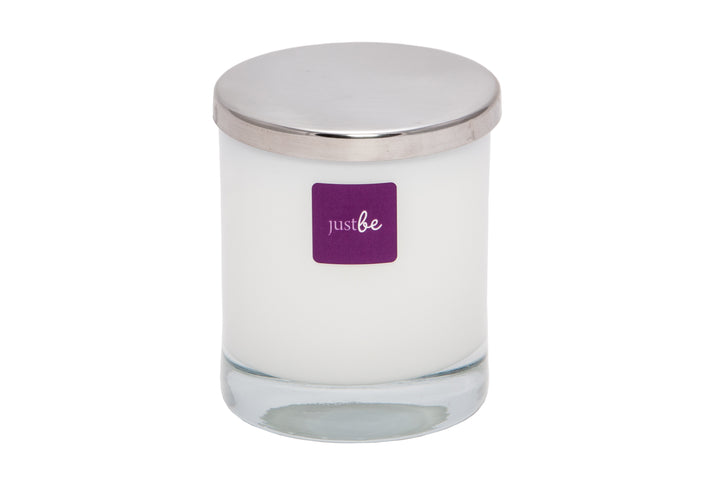 Tranquil Soy Candle-JustBe Botanicals-JustBe Botanicals