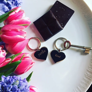 JustBe Kind Keyring & Chocolate