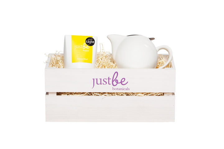 Herbal Tea Hamper-JustBe Botanicals-JustBe Botanicals