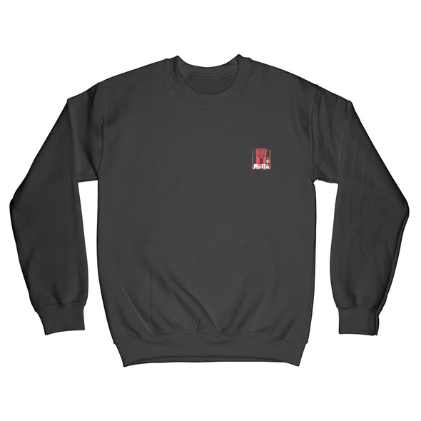 AC Milan 1992 Embroidered Sweatshirt
