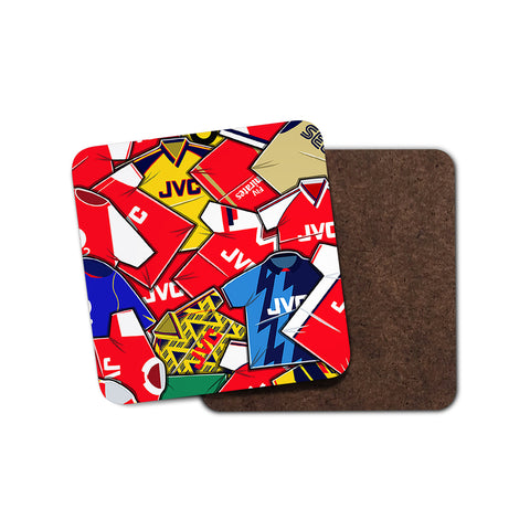 Arsenal Shirts Coaster