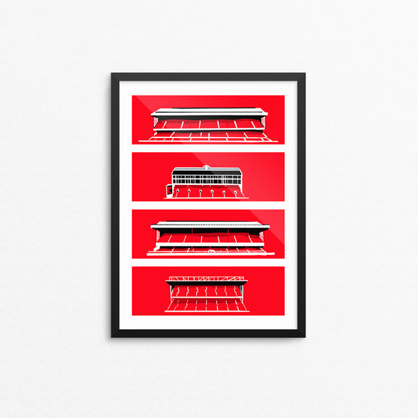Arsenal Stadium  Print