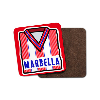 Atletico Madrid Coaster