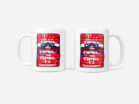 Bayern Munich Shirt Stack Mug