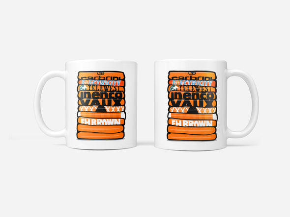 Blackpool Shirt Stack Mug