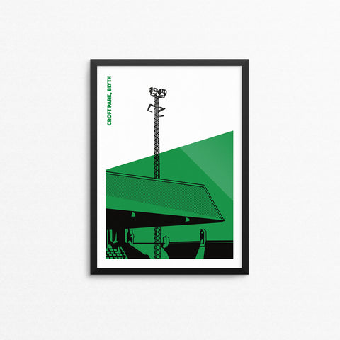 Blyth Spartans Floodlights