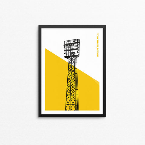 Boston United Floodlights