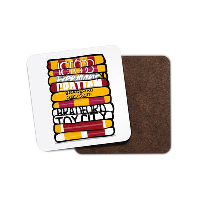 Bradford Shirt Stack Coaster