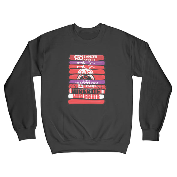 Bristol City Shirt Stack Sweatshirt