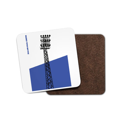 Chester Floodlights Coaster
