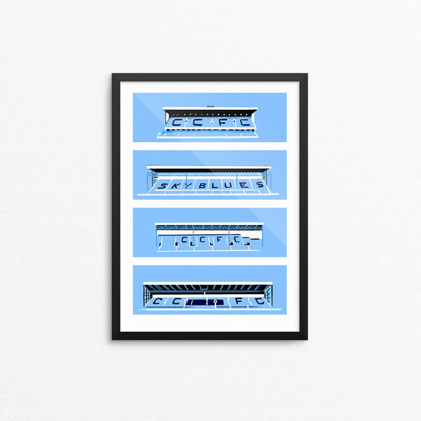 Coventry Stadium Print