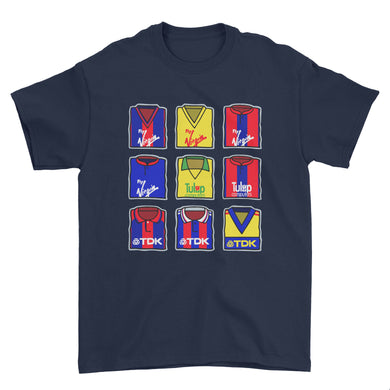 Crystal Palace Shirts Tee
