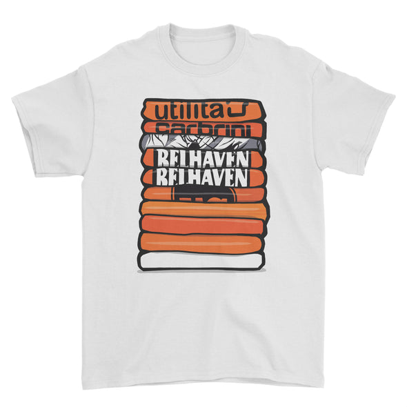 Dundee United Shirt Stack Tee