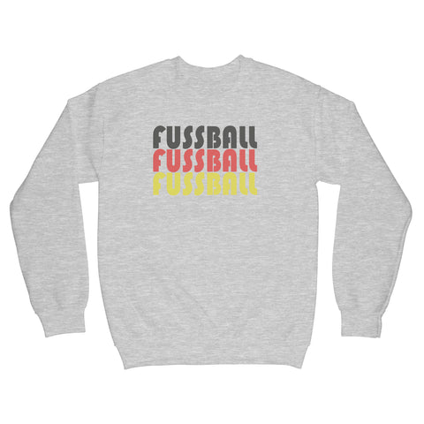 Fussball Sweatshirt