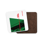 Glentoran Floodlights Coaster