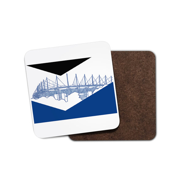 Hamburg Stadium Coaster
