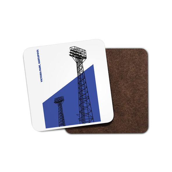 Hartlepool United Floodlights Coaster