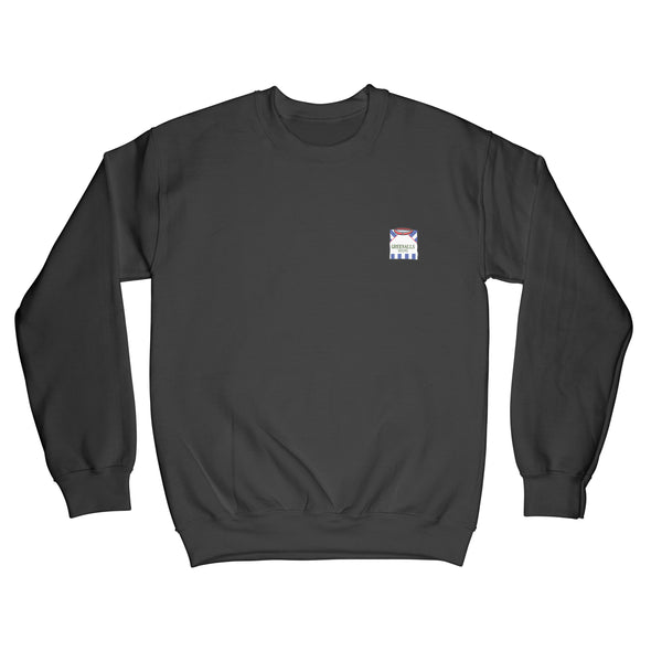 Huddersfield 1987 Embroidered Sweatshirt