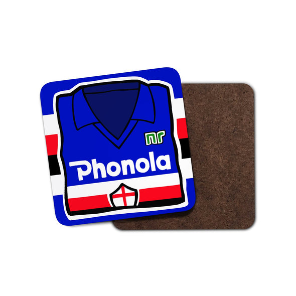 Sampdoria Coaster