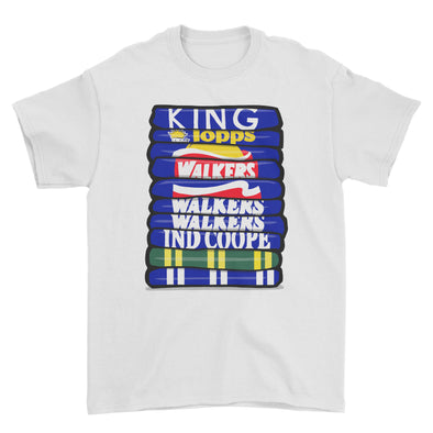 Leicester Shirt Stack Tee