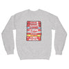Liverpool Shirt Stack Sweatshirt