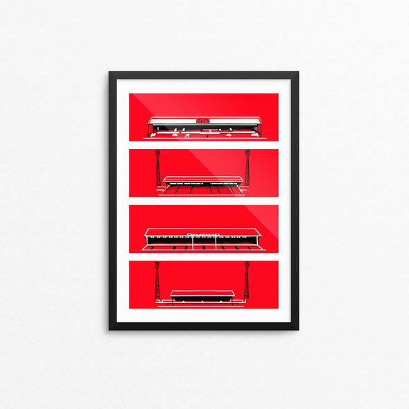 Middlesbrough Stadium Print