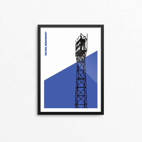 Millwall Floodlights