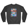 Newcastle Goalkeeper Shirt Stack Sweatshirt
