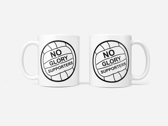 No Glory Supporters Mug