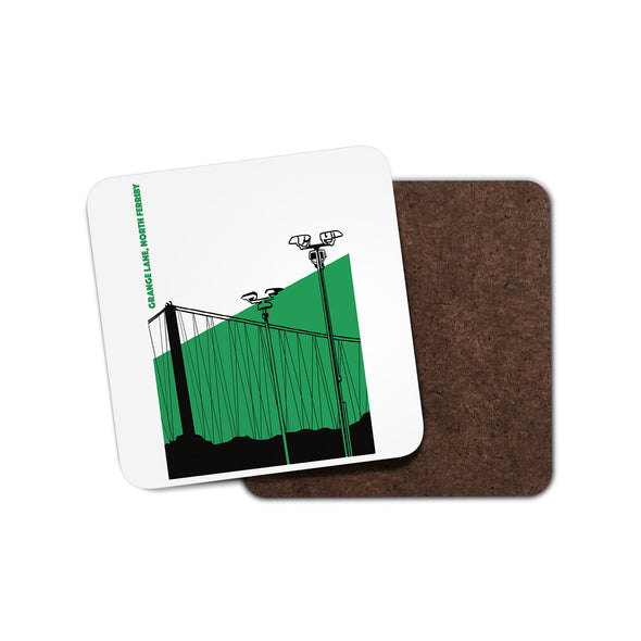 North Ferriby Floodlights Coaster