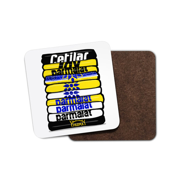 Parma Shirt Stack Coaster