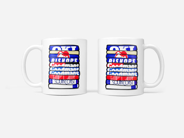 Portsmouth Shirt Stack Mug