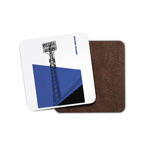 Reading Floodlights Coaster
