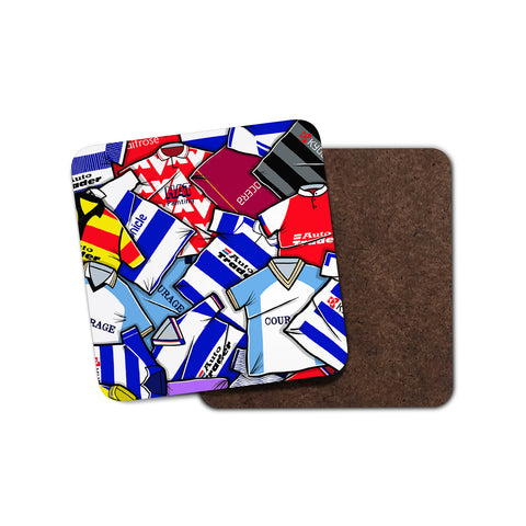 Reading Shirts Coaster