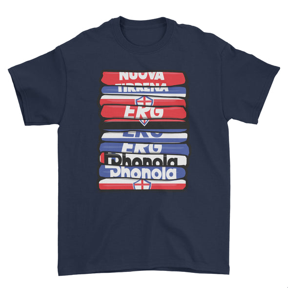 Sampdoria Shirt Stack Tee