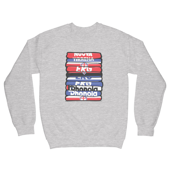 Sampdoria Shirt Stack Sweatshirt