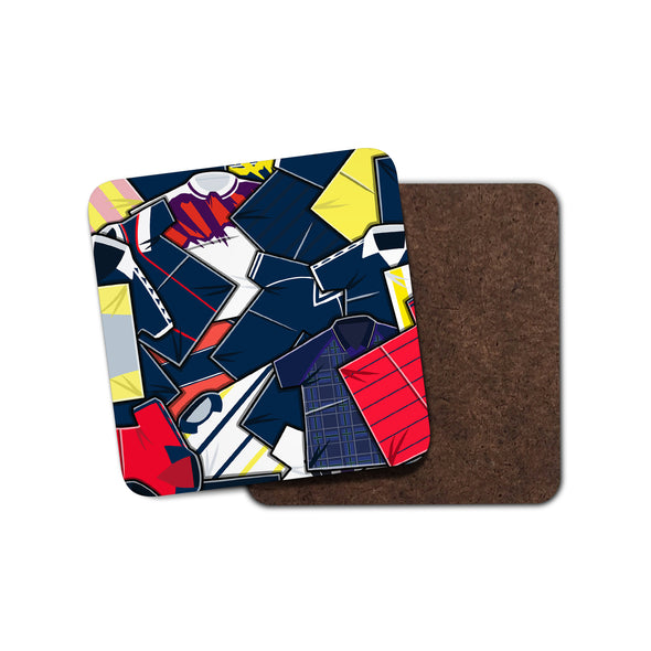 Scotland Shirts Coaster