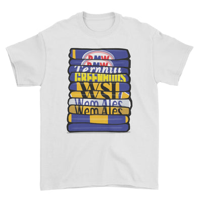 Shrewsbury Shirt Stack Tee